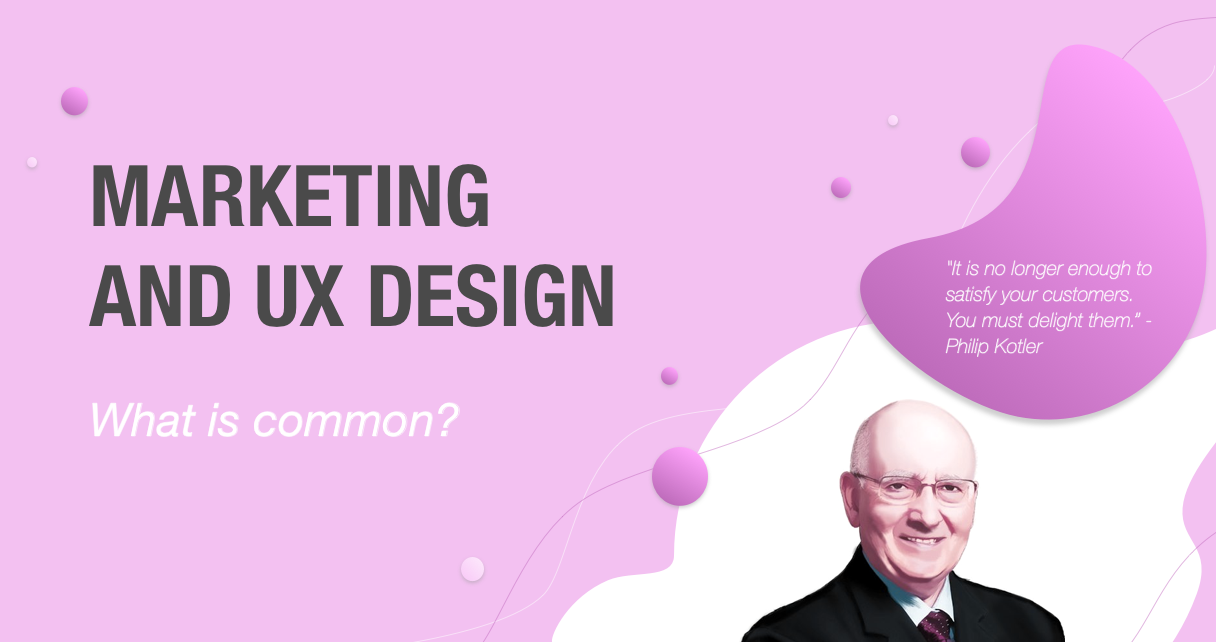 Marketing and UX